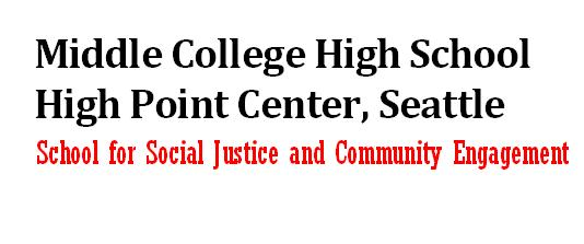 Middle College High School @ The High Point Center